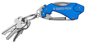 Key Ring Multi-Tool 6-in-1