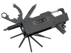 Swiss Tech Products Multi Purpose Key Ring Tools